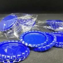 10 פקקים צבע כחול