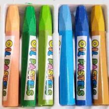 12 יחידות צבעי פסטל