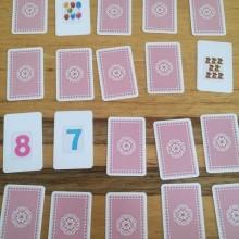 משחק זיכרון כמות למספר
