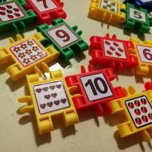 משחק קליקס התאמת כמות למספר