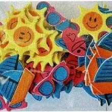 מדבקות סול סמלי קיץ