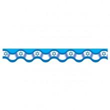 18 פסי קישוט דגל ישראל