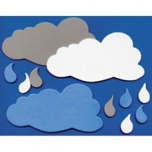 עננים וטיפות מסול