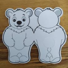 36 יצירות דובי עם מקום לדבשונית