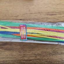 30 יחידות מנקה מקטרות צבע מעורב
