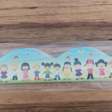 18 פסי קישוט ילדים