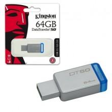 קינגסטון 64GB USB3