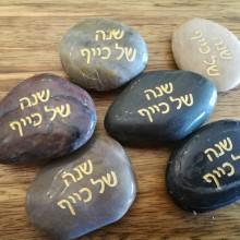 אבן ברכה- שנה של כייף
