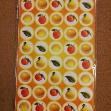 חבילת מדבקות פירות הדר